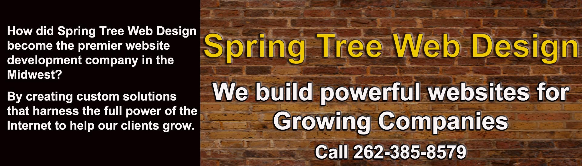 Spring Tree Web Design